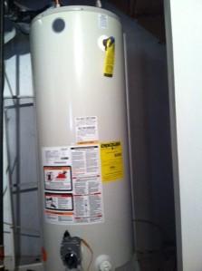 New Water Heater