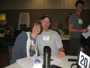 Linda and Scott