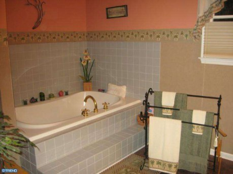 master bath - I'm going to miss that tub!
