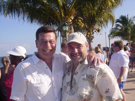 Wayne and Bill