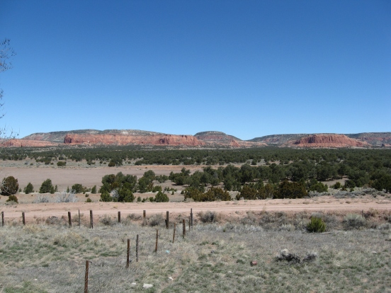 From Sante Fe to Grand Canyon (1)