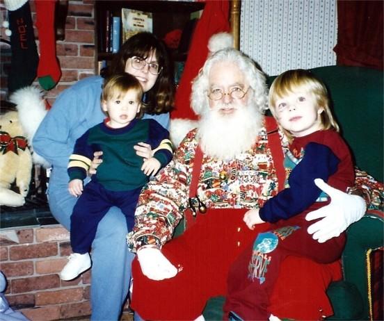 1995 christmastime