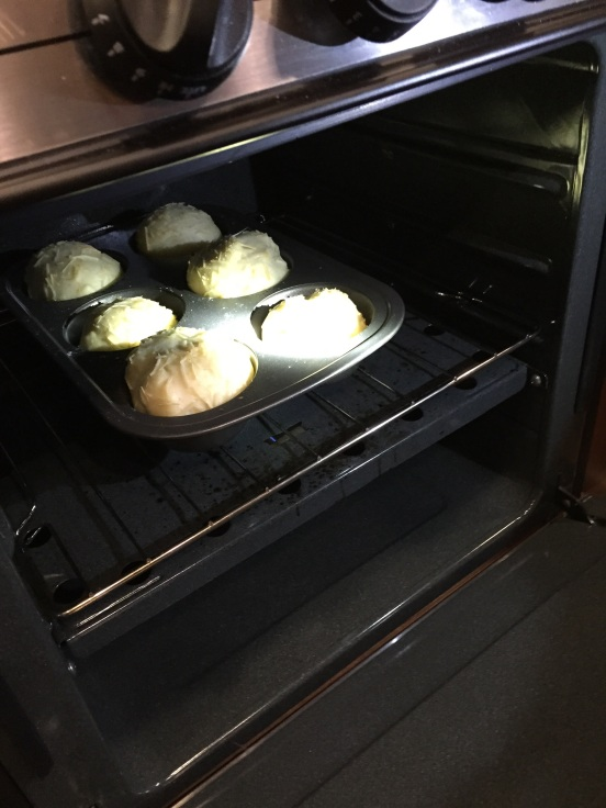 check out the yummy homemade yeast rolls!