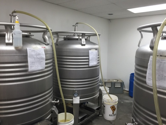 very small brewery - getting ready to expand, Bill liked their IPA