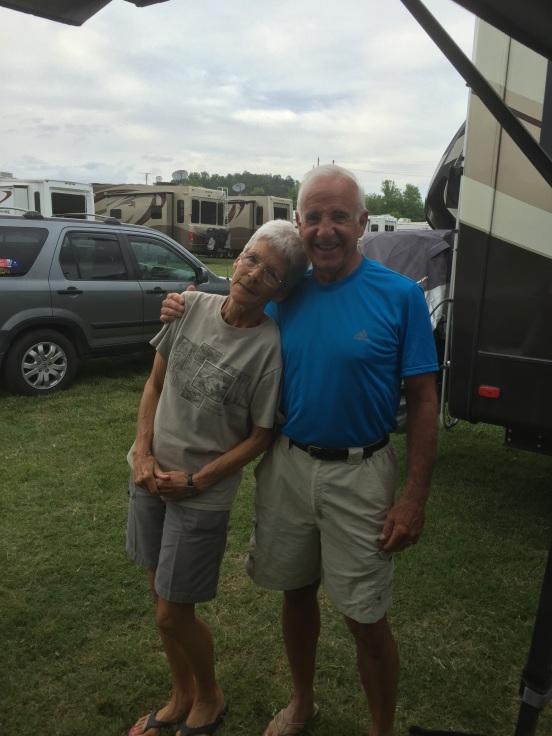 Nancy and Bill