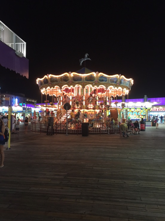 who doesn't love a carousel?