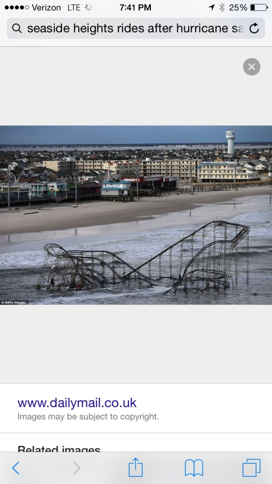 for those who are unaware, Seaside Heights is where the roller coaster went into the ocean during Hurricane Sandy