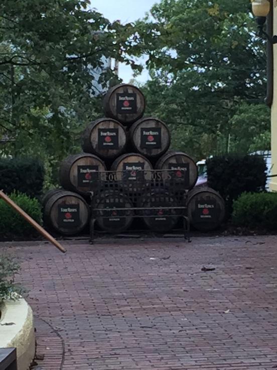Cool barrel display