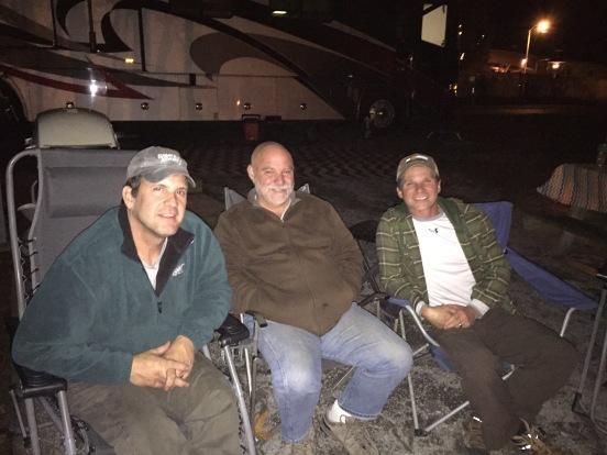 Greg, Bill and David
