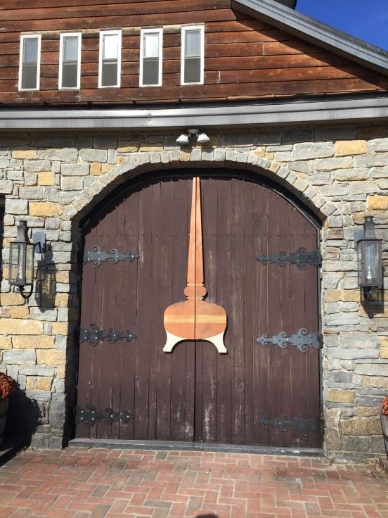 very cool front door