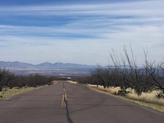 beautiful vistas!