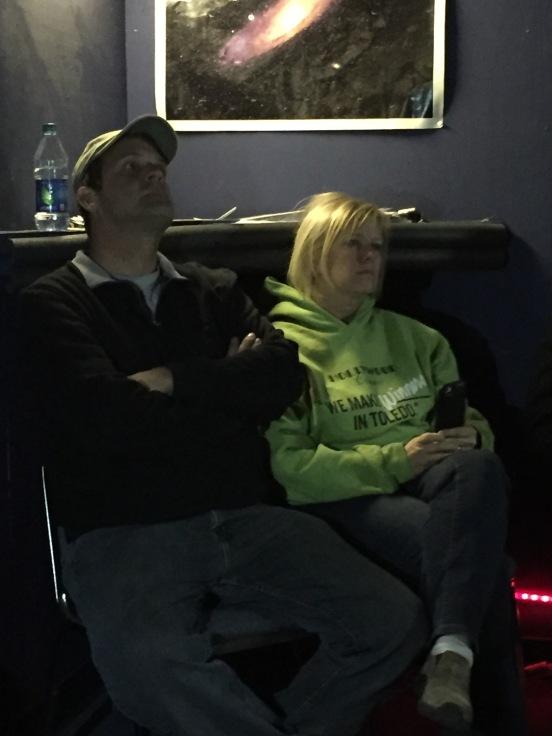Cori and Greg