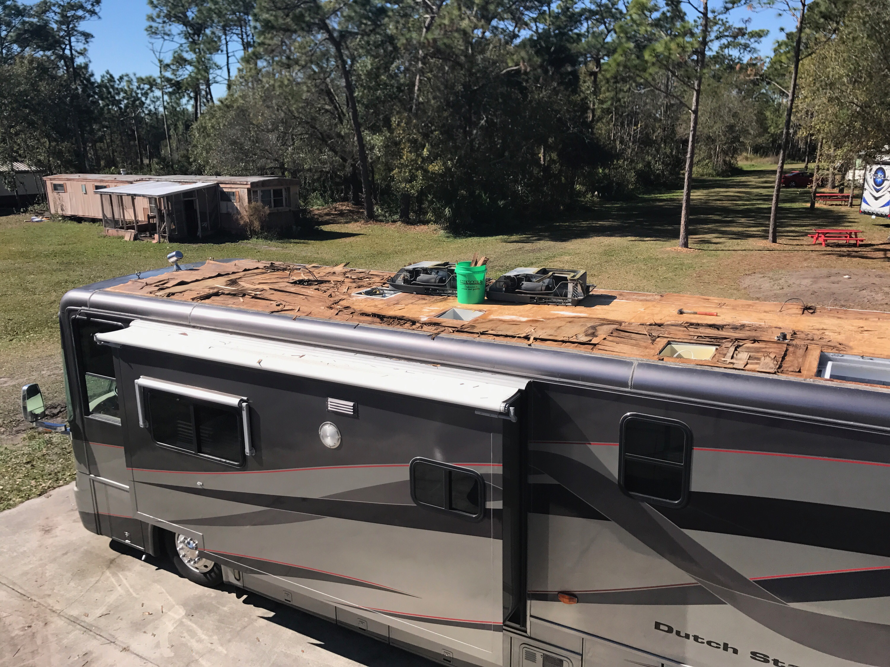 Need A Roof We 39 Ve Got Rv Armor Bill Kelly 39 S American